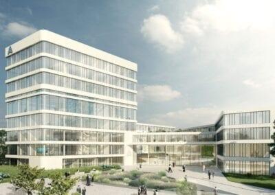 ALDI Nord Campus in Essen