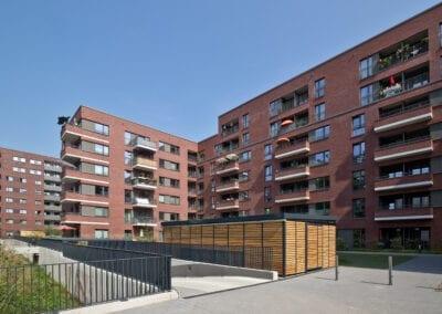 Kooperatives Bauen in Hamburg