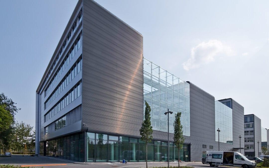 Erweiterung Jungheinrich Unternehmenszentrale