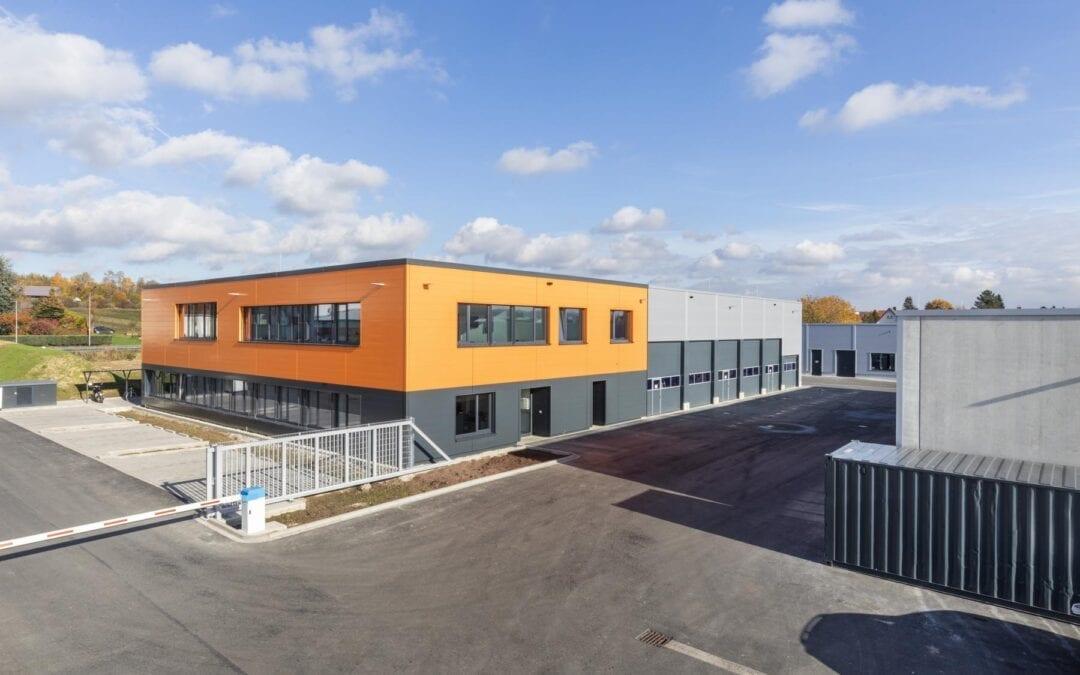 Neubau Bauhof für die alte Hansestadt Lemgo