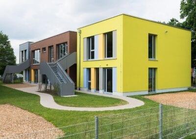 Neubau Kindertagesstätte in Hannover-Kleefeld