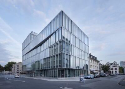 Bürogebäude Campus DEG in Köln