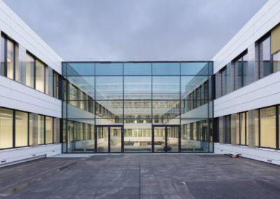 Campus Derendorf der Hochschule Düsseldorf