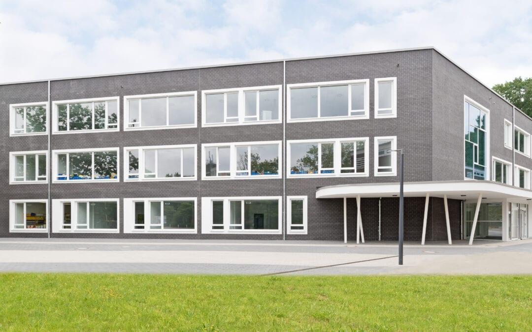 Gesamtschule Stettiner Straße in Düsseldorf