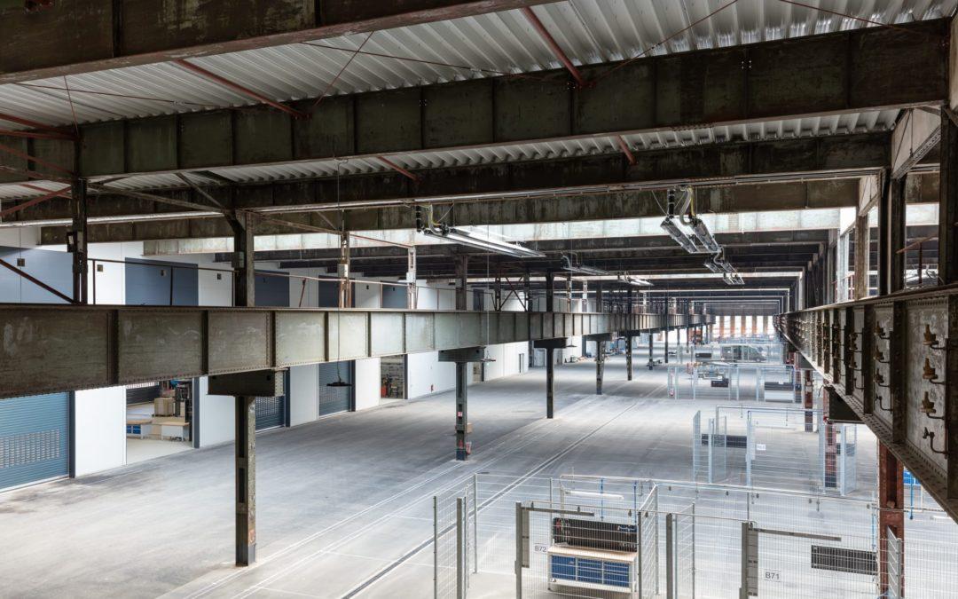 Belebung eines industriellen Traditionsstandorts