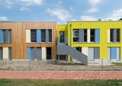 Neubau Kindertagesstätte am Sickenberghof in Hannover