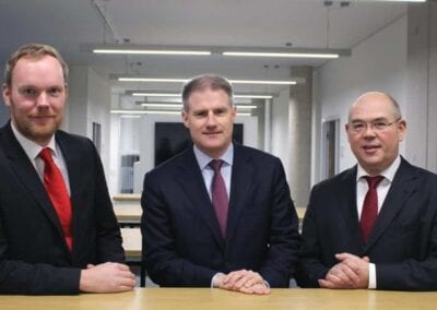Wechsel im Vorstand der MBN Bau Aktiengesellschaft