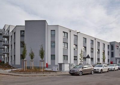 Neubau Seniorenresidenz Malteserstift St. Elisabeth in Erlangen