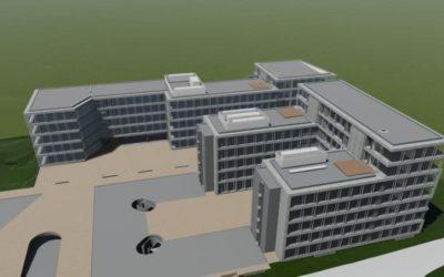 Vertragsunterzeichnung Neubau Airportcenter Schönefeld