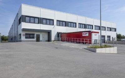 Neubau einer Produktionshalle in Selm