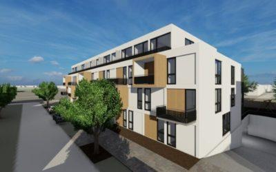 MBN Holzmodulbau für die Stadt Brühl
