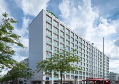 Umbau Verwaltungsgebäude 4711 in Köln-Ehrenfeld