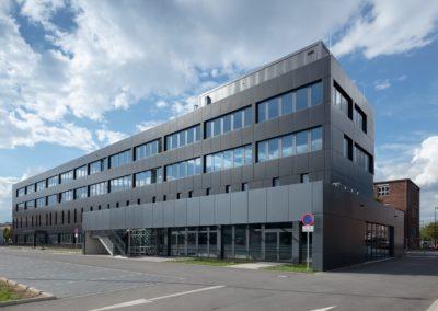 Neubau Betriebshof Köln