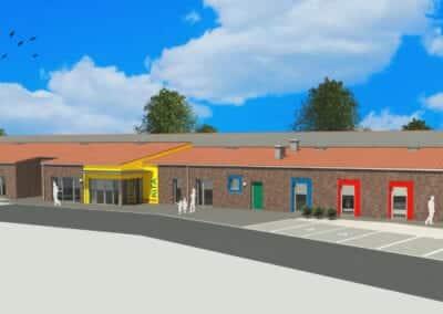 Neubau einer Kindertagesstätte in Salzbergen