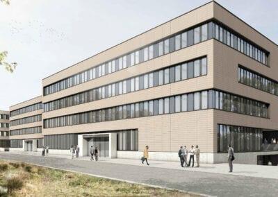 Erweiterung Verwaltung Kreis Steinfurt
