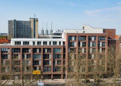 Sanierung Wohn- und Geschäftshaus in Hannover