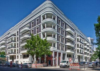 Wohnquartier Berlin-Mitte