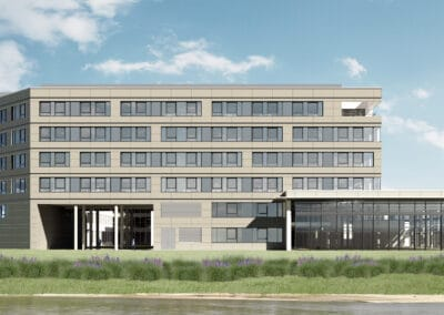 Neubau Bürogebäude Basler AG