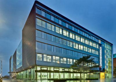 Unternehmenszentrale Jungheinrich