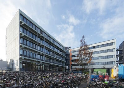 Fachhochschulzentrum in Münster