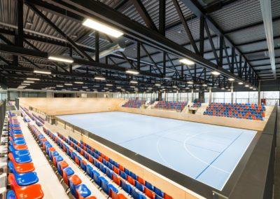 Sporthalle TuS-Vinnhorst in Hannover