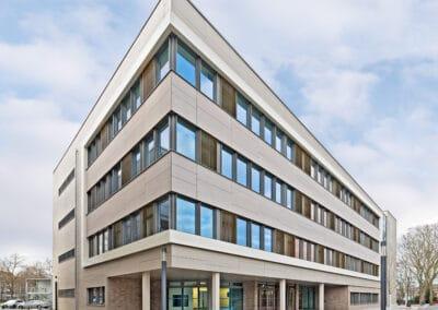 Neubau für das Franz-Jürgens-Berufskolleg in Düsseldorf