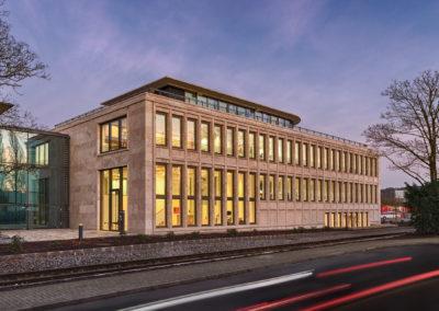 Neubau Verwaltungsgebäude Q1 in Osnabrück