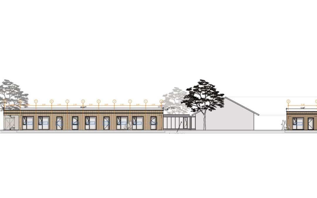 Erweiterungsbau Kita Hattersheim