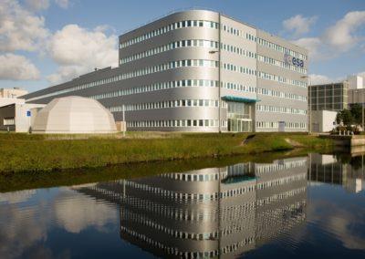 Laborgebäude in Noordwijk