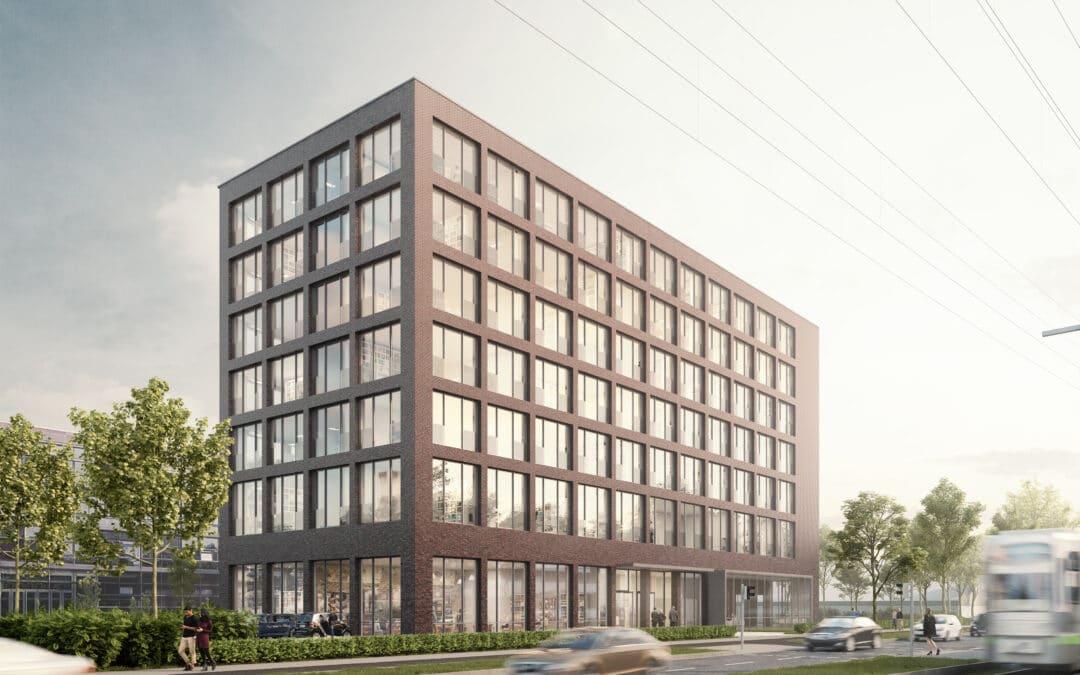 Neubau IHK-Bürogebäude in Hannover