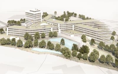 1. Erweiterungsbau – ALDI Nord Campus in Essen