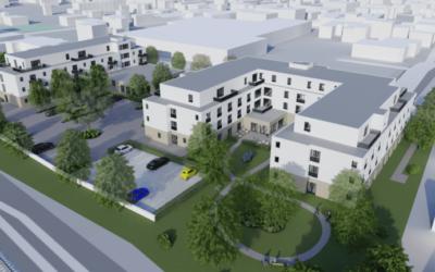 Neubau zweier Seniorenresidenzen in Lengerich und Melle
