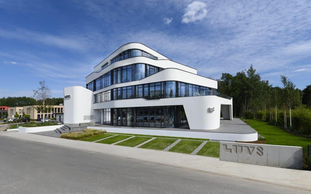 Bürogebäude LUV8 in Hannover-Isernhagen
