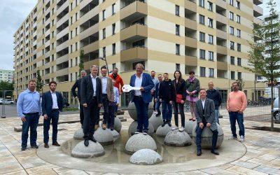 Fertigstellung Dolgensee-Center in Berlin