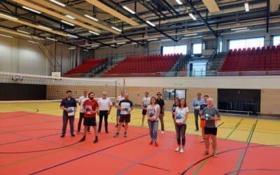 Einweihung Schul- und Veranstaltungssporthalle in Langenhagen