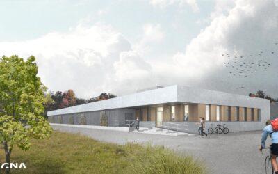 Neubau eines Konzernarchivs für RWE in Essen