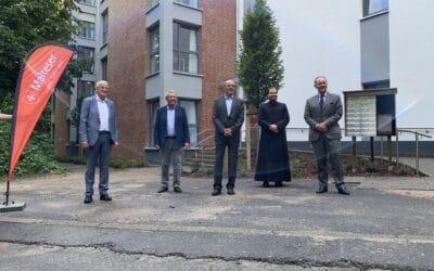 Neubau Seniorenpflegeheim in Hamburg