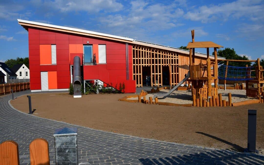 Neubau Kindertagesstätte Lavendelweg in Laatzen